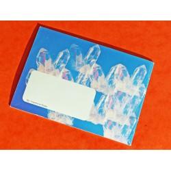 Rare vintage livret ROLEX OYSTERQUARTZ 17000, 170000, 170133, 190199, 190188