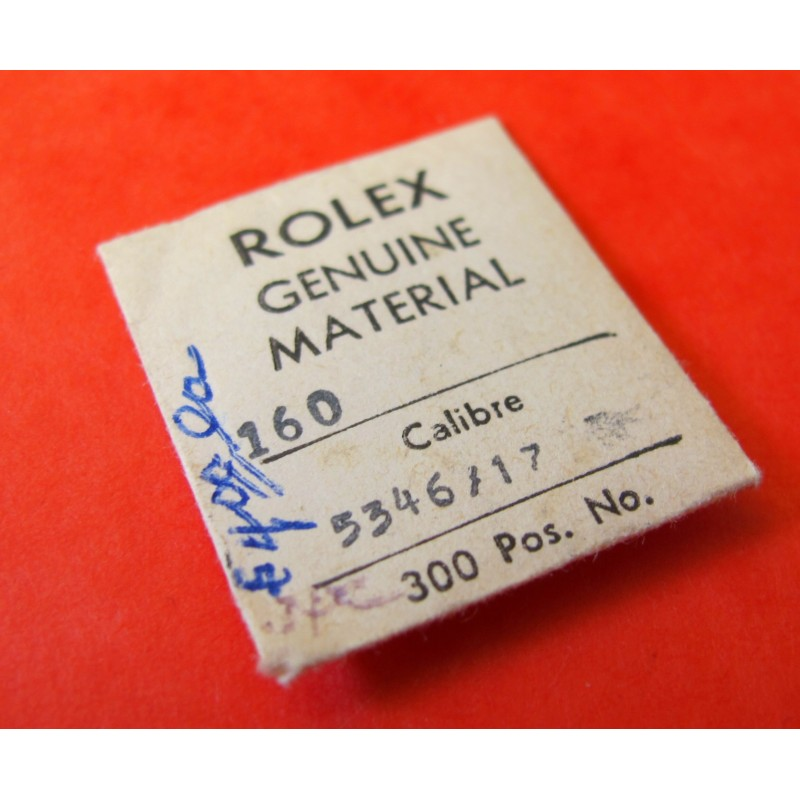 ROLEX SPARE MOVEMENT CAL 5346 /17 REF 160