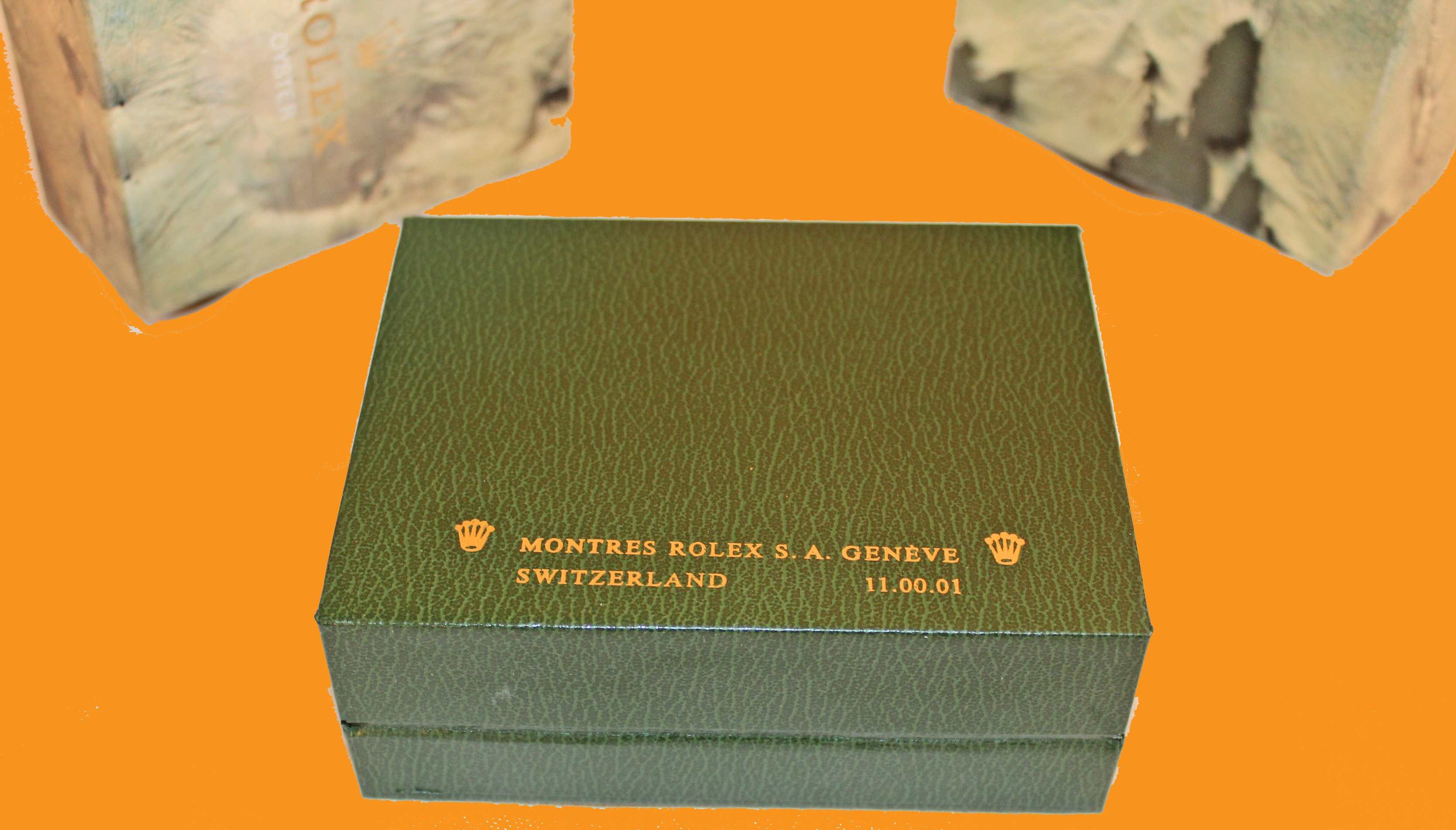 Rare 70's Rolex Collectible Watch Boxset Storage Craters 11.00.01 Submariner 5513, 1680, 1665, GMT 1675, 16750, Explorer 1016