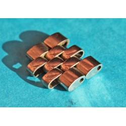 Rolex Datejust, GMT 20/19mm Jubilee Watch Bracelet 2 Links Mens 15.5mm Oval 1601 Ssteel