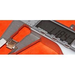RARE MAILLON RIVET OR / ACIER ROLEX TUDOR BRACELET VINTAGE 11.84mm