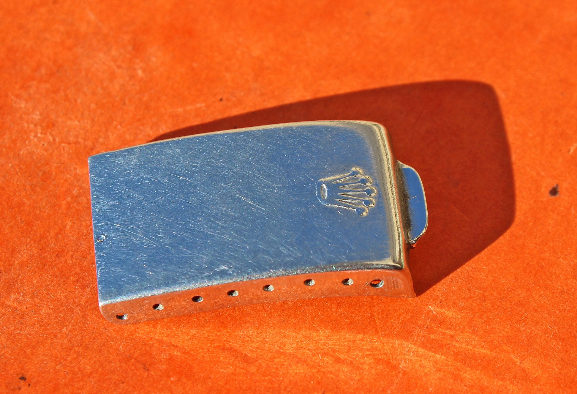 FERMOIR BOUCLIER ref 78360 / 62510H BRACELET BLINDE / JUBILEE GMT MASTER 16710, 16700, 1675, 1655, 16550, 16570