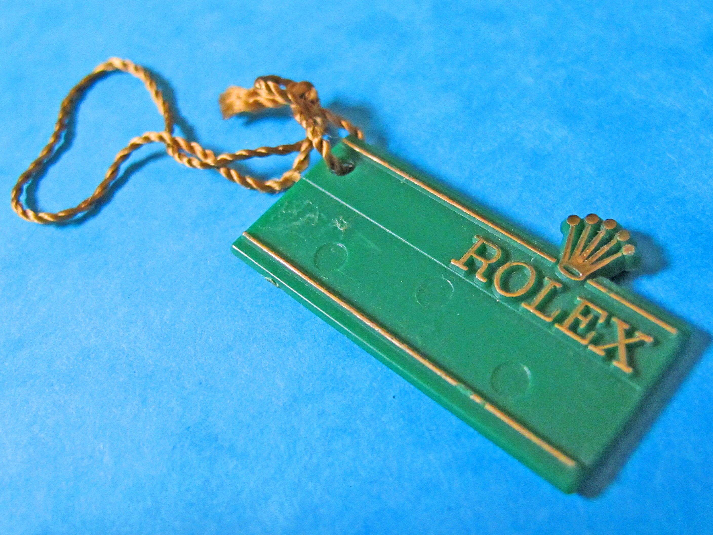 ROLEX DATEJUST TAG VERT ANNEES 1970-1980 GOODIES