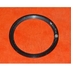 Rolex 80's Genuine Submariner 16800, 168000, 16610 Black Bezel Inlay Luminova dot