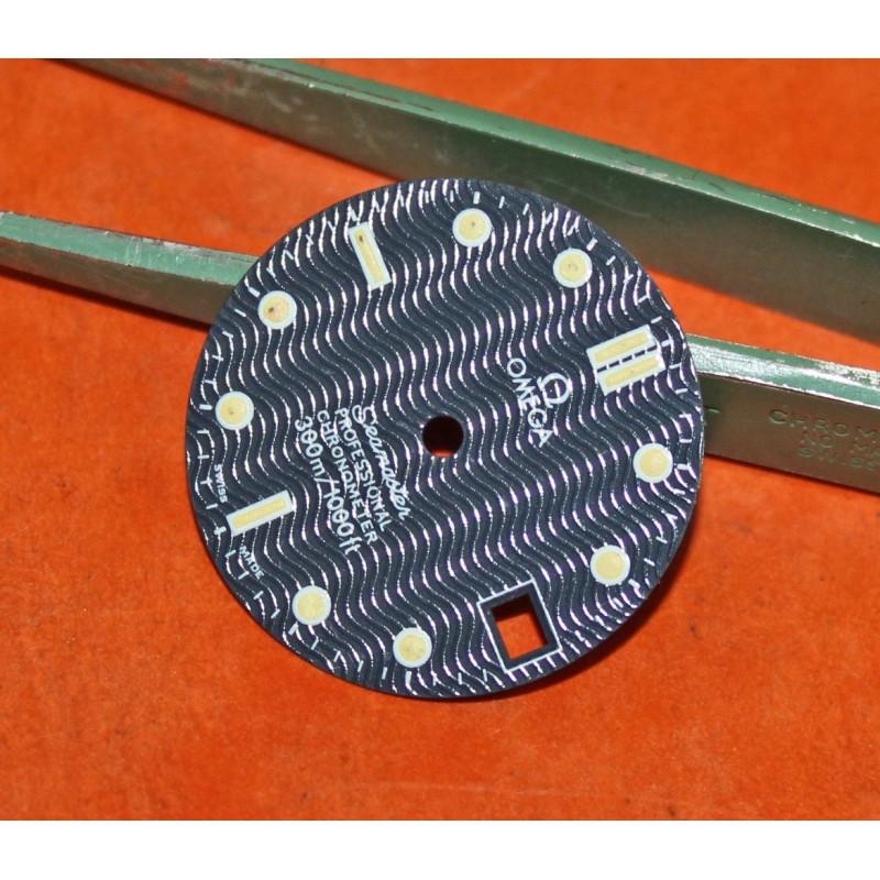 CADRAN OMEGA SEAMASTER PROFESSIONAL 300m JAMES BOND 007 26mm diamètre