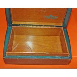"""Rolex vintage boite """"TRAPEZE"""" années 50 de submariner 6538, 6536, 5508, 5510, 1019, 6542 GMT, Daytona 6241, 6262, 6263, 6240"""