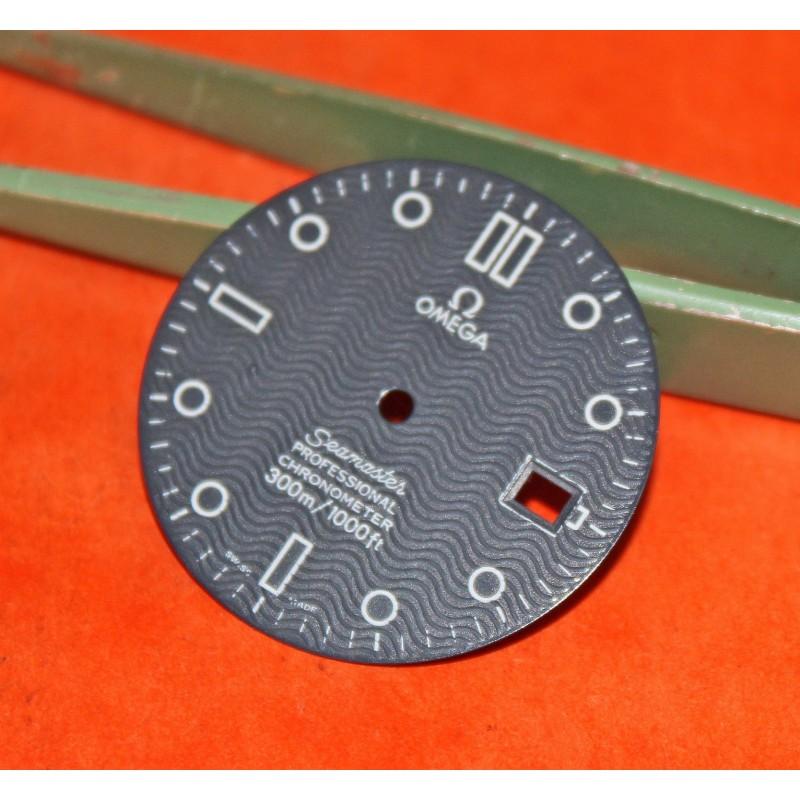 CADRAN OMEGA SEAMASTER JAMES BOND 007 BLEU FONCE 30.50mm