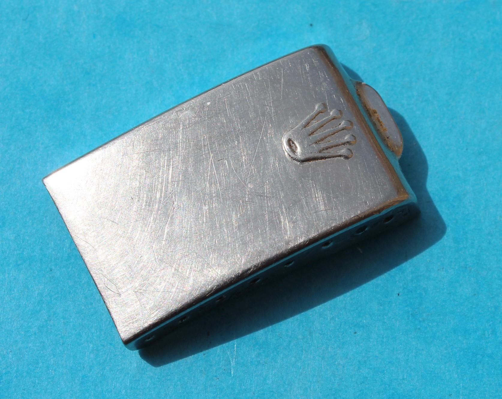 FERMOIR BOUCLIER ref 7836 / 6251H BRACELET PLIE OYSTER / JUBILEE GMT MASTER 1675, 1655, 1016, 1019