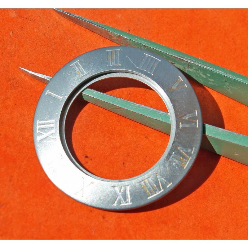 Genuine Used Cartier Ladies Must 21 Romans Numerals - Stainless steel Engraved Bezel 28mm diameter
