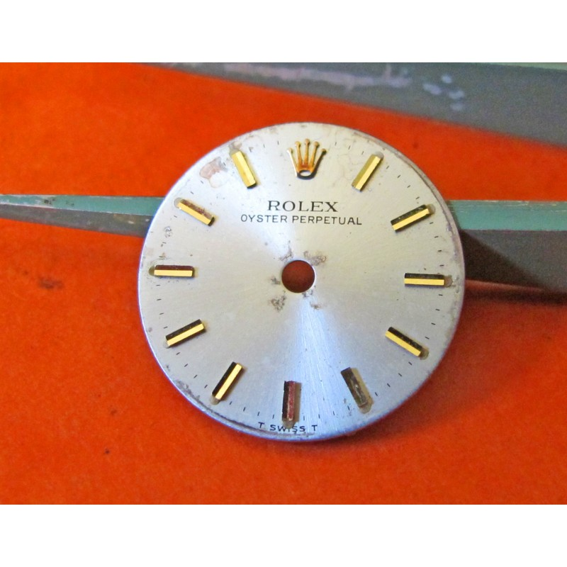 VINTAGE ROLEX LADIES DIAL WITHOUT DATE -for restore-