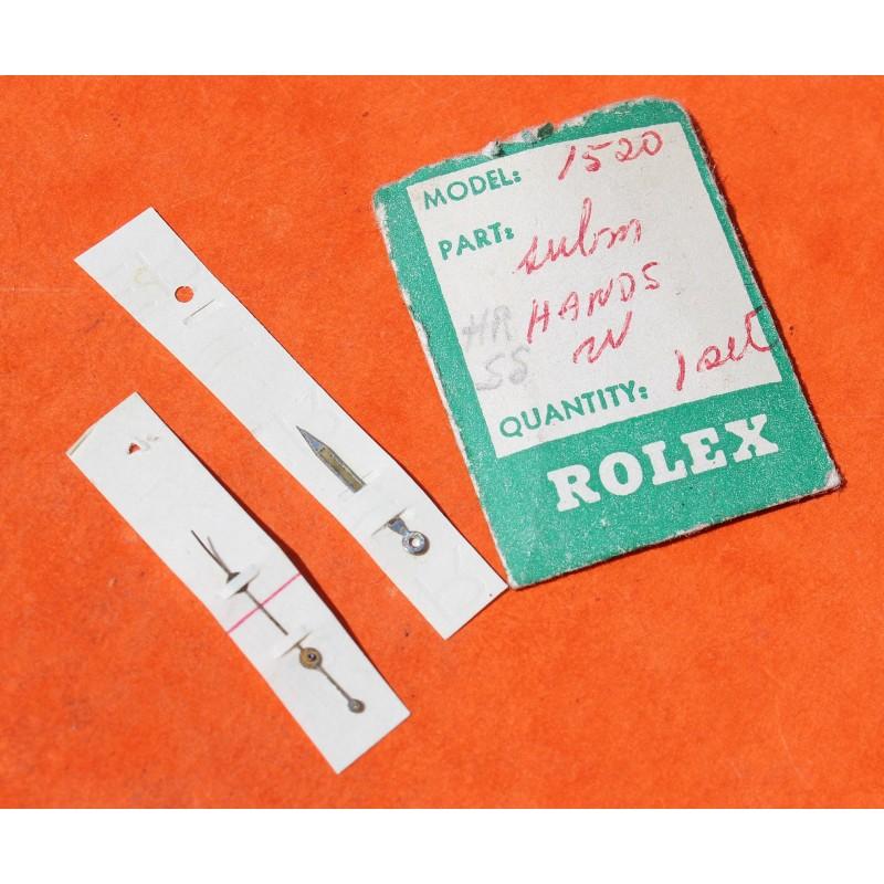 2 x ROLEX MERCEDES TRITIUM MINUTS & SECONDS HANDS SUBMARINER VINTAGE 5512, 5513, 5514, Cal 1530 FOR RESTORE