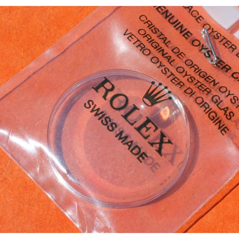 ORIGINAL ROLEX VERRE ACRYLIQUE CYCLOPE ref 116 Rolex GMT 1675, 16750, 16753, 16758, Freccione Explorer II 1655