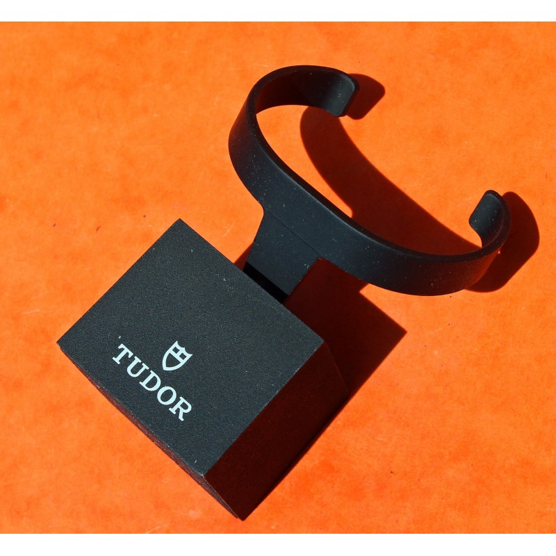 TUDOR DISPLAY Watch Black Stand Window Show room Display Exposants Espositore Little OFFICIAL RETAILER