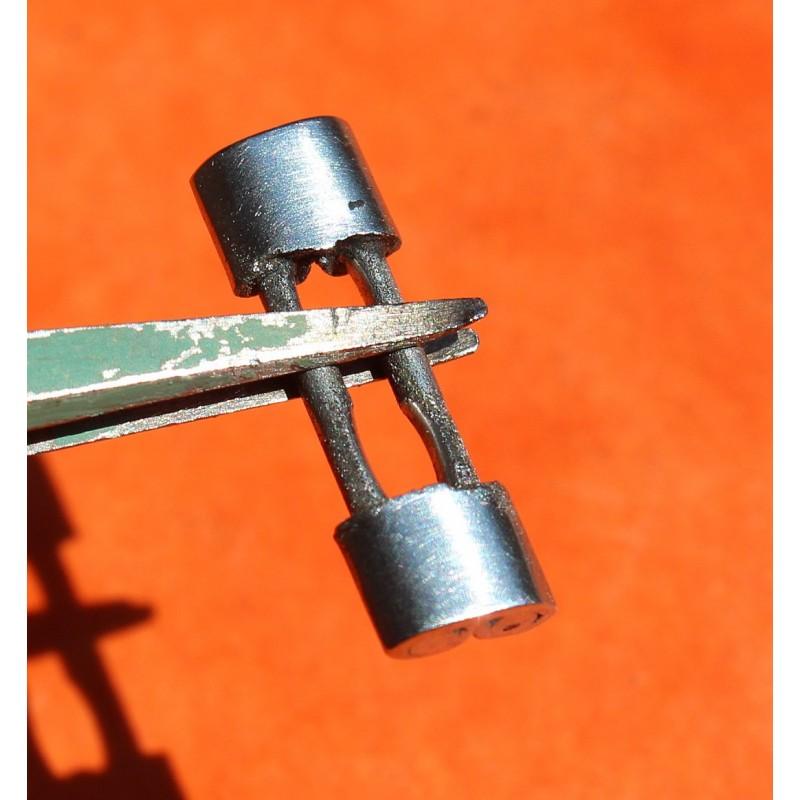 Rolex Oyster 6251H folded jubilee link part 17.60mm extended, extension link spare fits bracelet end parts 19mm, 20mm