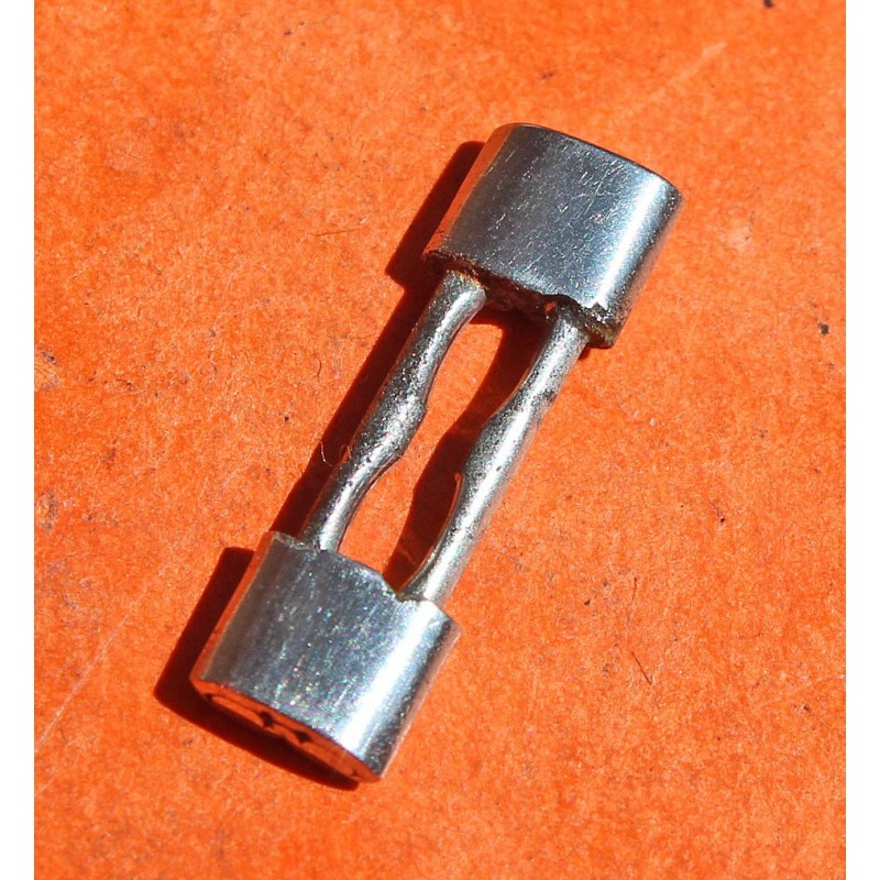 Rolex Oyster 6251H folded jubilee link part 17.80mm extended, extension link spare fits bracelet end parts 19mm, 20mm
