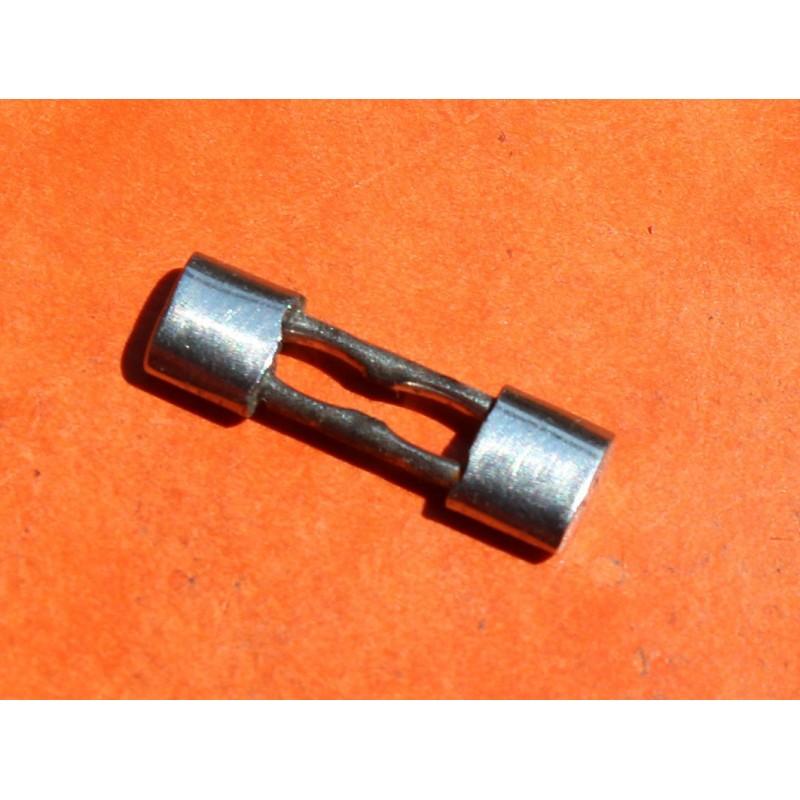 Rolex Oyster 6251H folded jubilee link part 18.20mm extended, extension link spare fits bracelet end parts 19mm, 20mm