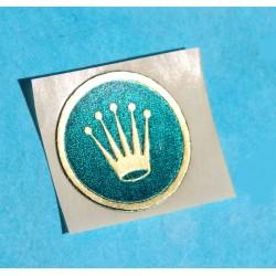 Rolex Vintage NOS Sticker Adhésif vert 14mm Submariner, GMT, Explorer, Daytona 6263, 5512, 5513, 1680, 1655, 6542, 6538, 6241