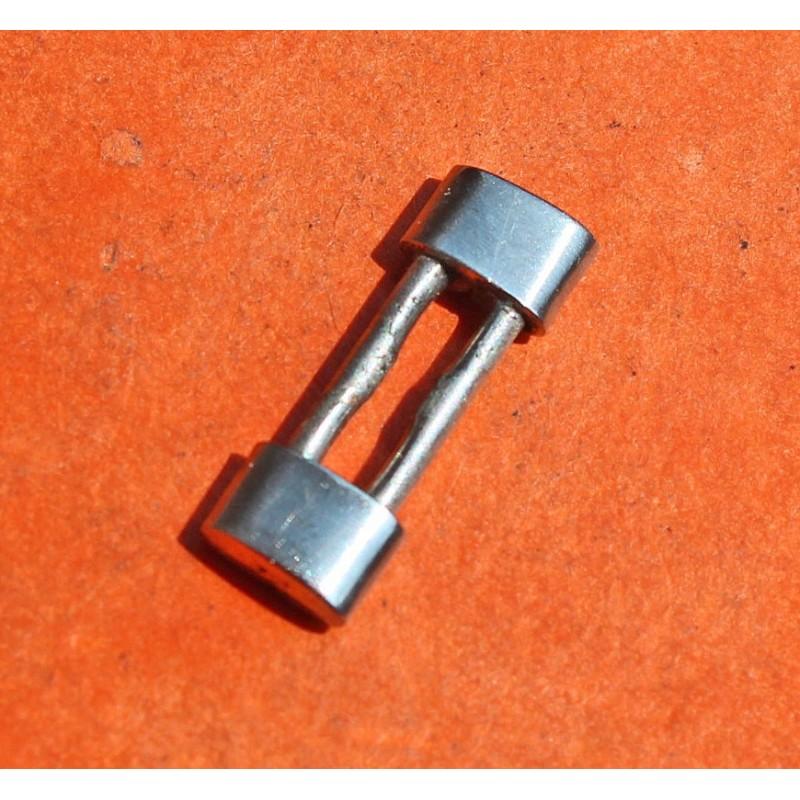 Rolex Oyster 6251H folded jubilee link part 15.87mm extended, extension link spare fits bracelet end parts 19mm, 20mm