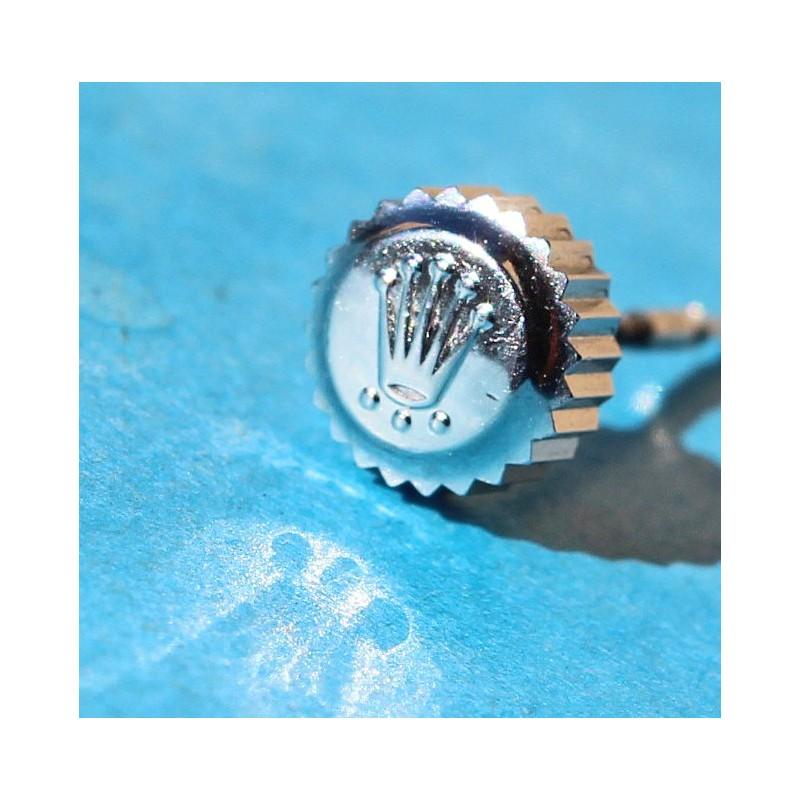 Rolex 16610, 16800, 168000, 16610T, 14060, Submariner & Daytona watches 116520, 16710 ref 703 Crown Part Triplock & stem