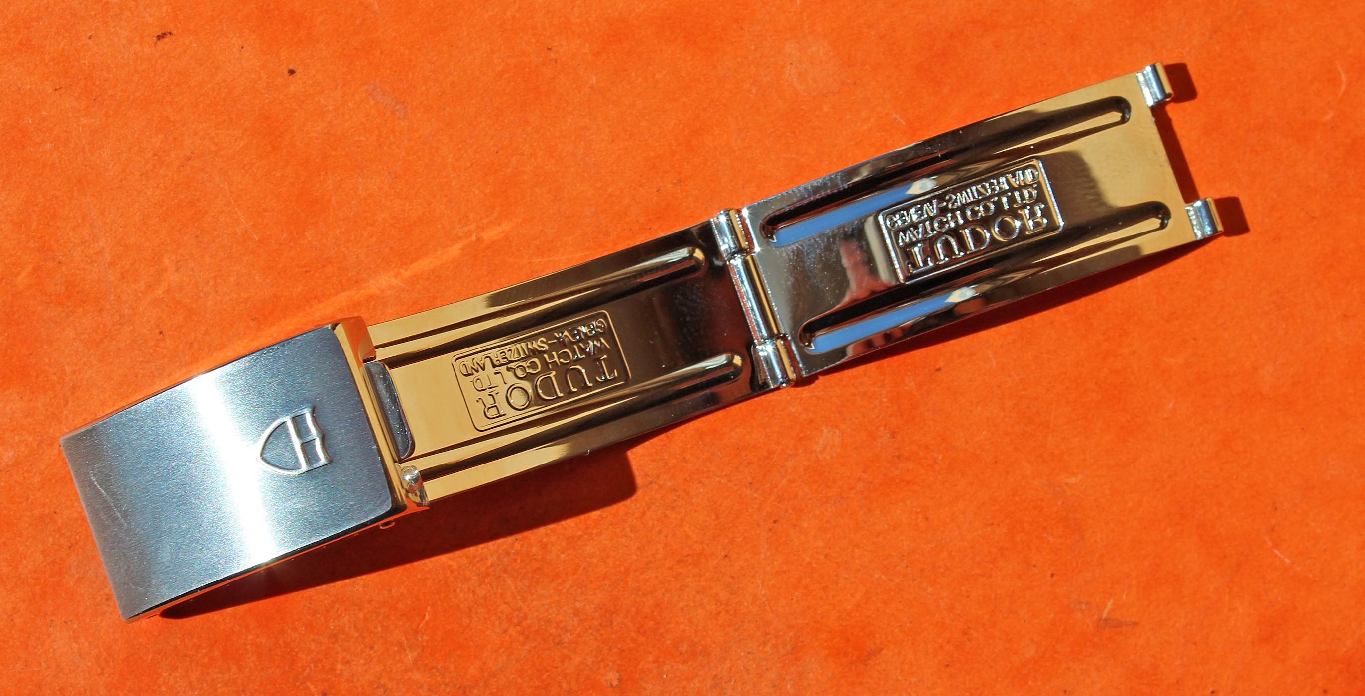 TUDOR FERMOIR 7836 CHRONO Bracelet pour maillons pliés 20mm  Monte Carlo BIG BLOCK Chrono 7031, 7032, 94300, 94210, 94300