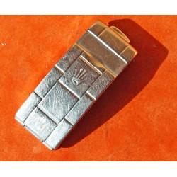 ROLEX SUBMARINER FERMOIR DEPLOYANT 93150 ACIER CODE V6 DE 1996 POUR MONTRES SUBMARINER 5512, 5513, 1680, 16610, 14060