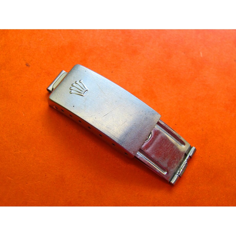 1984 FERMOIR 78350 ROLEX ACIER 19mm