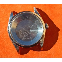 Rolex 1966 case + caseback project watch ref 5552 oyster Perpetual Air king fits 1520 automatic caliber