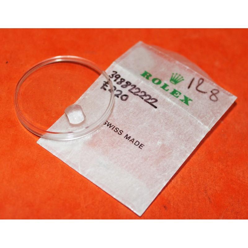▄▀▄ Rare verre Plexiglas Cyclope 128 montres Rolex / Tudor vintage Monte Carlo Chronograph 7149, 7159, 7169 ▄▀▄