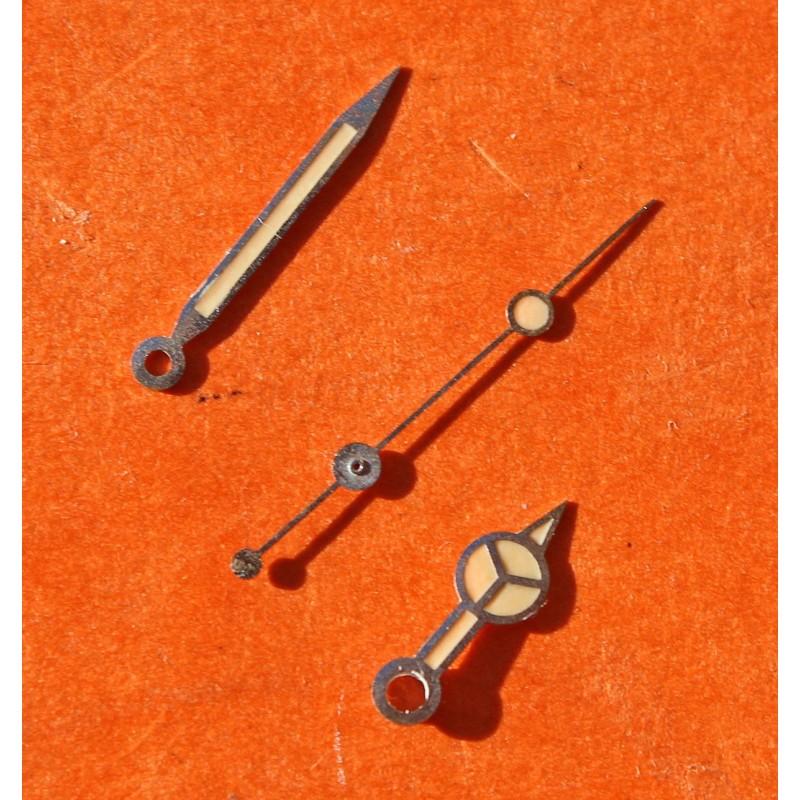 ★★ RARE CREAMY HANDSET tritium Rolex Submariner vintages watches 5510, 5508, 6538, cal 103 auto ★★