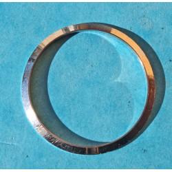 Vintage Rolex Datejust Polished 1600, 1603, 1601 Stainless Steel S/S Watch Bezel Part Ø33mm