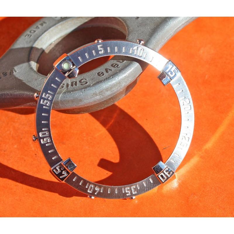 AUTHENTIQUE BREITLING LUNETTE ACIER 42mm SuperOcean REF A17360