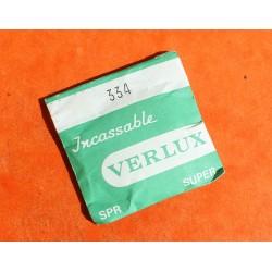 Verre plexyglass VERLUX 318 de montre vintage glace bombé incassable NML normalisé