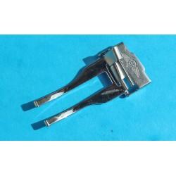 GENUINE BREITLING BRUSHED FOLDING DEPLOYANT CLASP BUCKLE BRACELET S/S 20mm SSTEEL fits 22mm