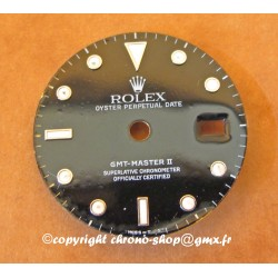 ROLEX GMT MASTER II GLOSSY DIAL