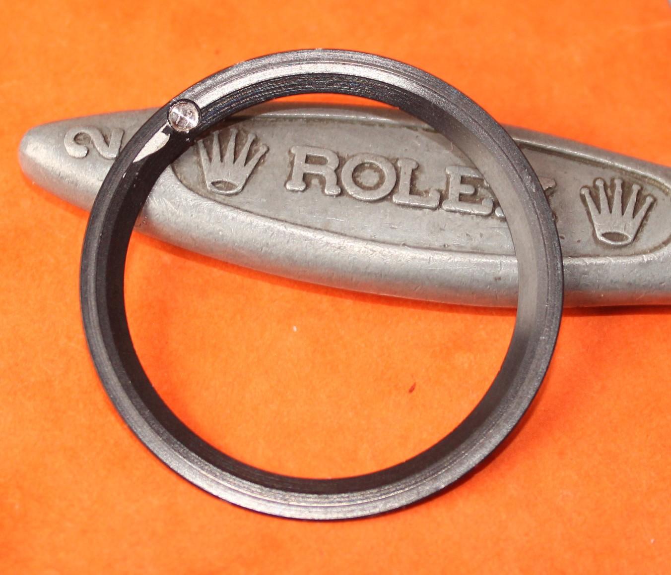 Rolex black color Submariner date 16800, 168000, 16610 watches bezel Insert  Inlay & tritium dot