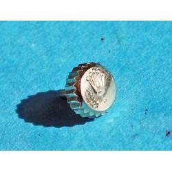 Rolex Luxury Platinum Pearl Master, Day-Date President Masterpiece 18946, 18956 Ø6mm Watch Crown Part