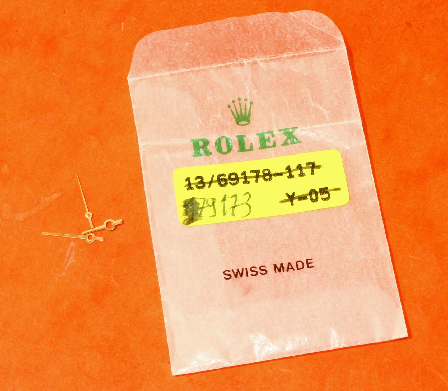 ROLEX LADY DATEJUST SET AIGUILLES  Cal. 2035 -2135 -2030 -2035