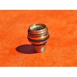 ROLEX original gold color crown triple lock 703 Watch Crown Part Triplock 16613, 16618, 16808, 16083