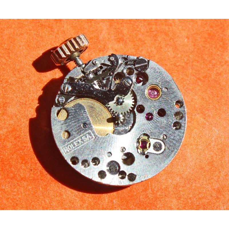 Rolex 1940 calibre, mouvement mécanique, manuel 17 rubis ROLEX GENEVA SWISS