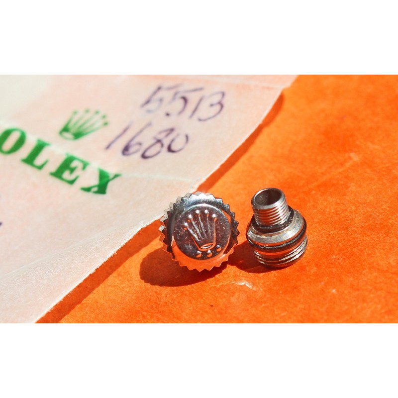 NEW ROLEX Submariner steel case tube 24-7030-0 7.0mm, fits on 5512, 5513, 1680, 16800, 168000, 16610, 16610LV, 116710, 16520