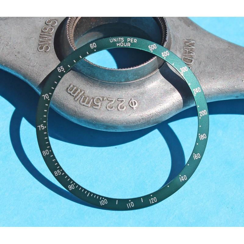 Tudor Chronograph Date 79260, 79280 Montres Tiger disque insert gradué couleur prune