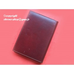 ROLEX LEATHER NOTEPAD