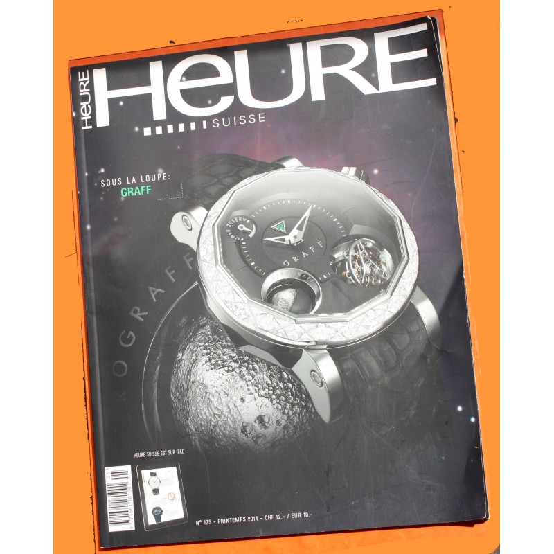 COLLECTIBLE SWISS WATCH & LUXURY MAGAZINE: BREGUET, BREITLING, BUCHERER, BULGARI, ROLEX, IWC