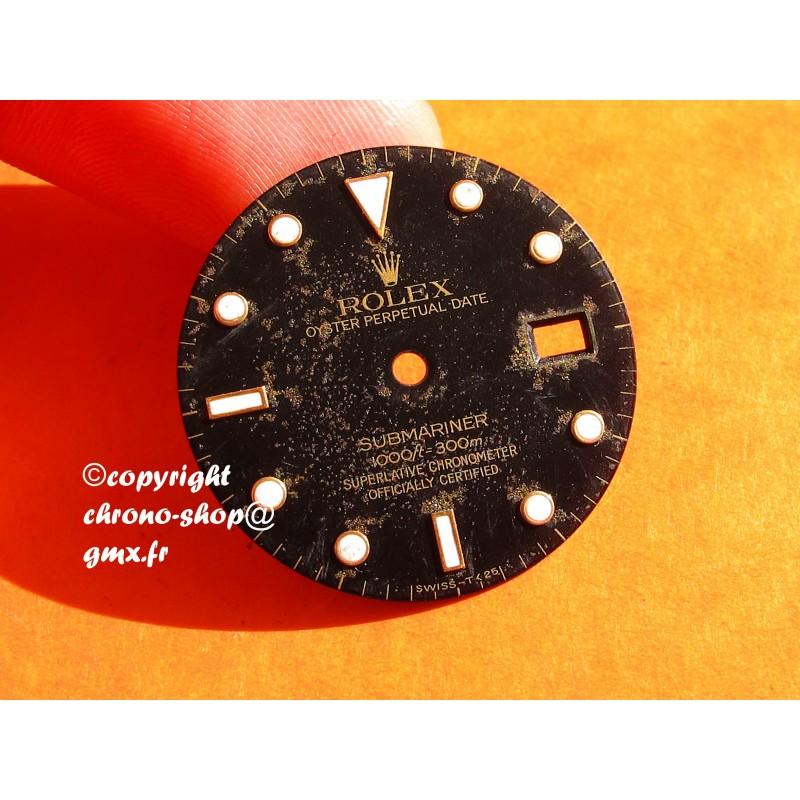 Rolex submariner dial 16613-16808-16618