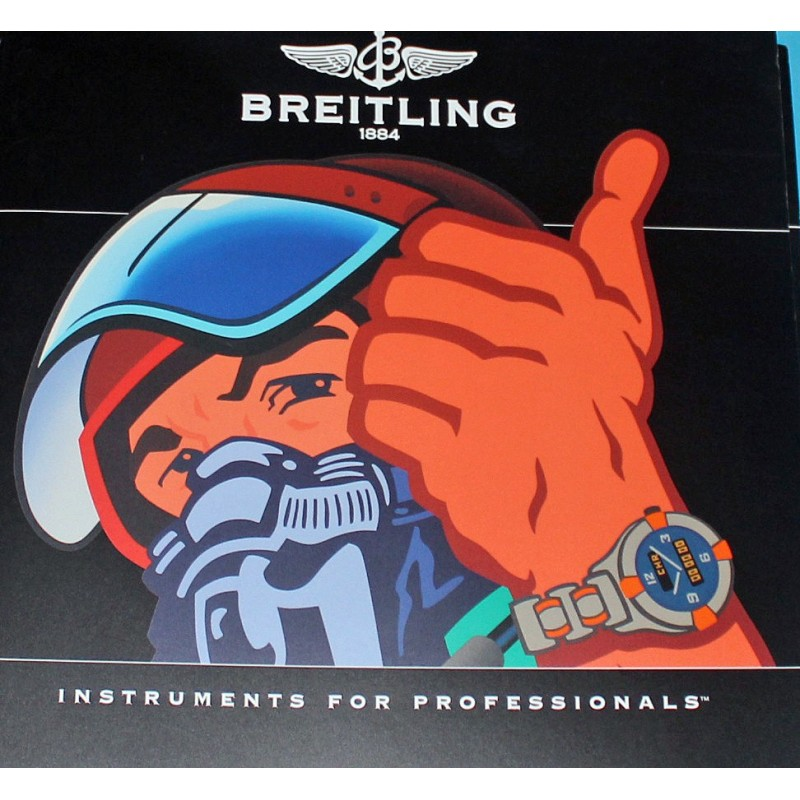 RARE 2013 INSTRUCTION BOOKLET MANUAL BREITLING NAVITIMER COSMONAUT AB0210 & MB0210B6/BC79/200S/M
