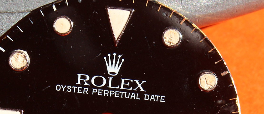 ☆☆ ROLEX OYSTER PERPETUAL GMT MASTER 16710, 16760 BLACK GLOSS DIAL CAL 3185 TRITIUM NEW OLD OF STOCK ☆☆