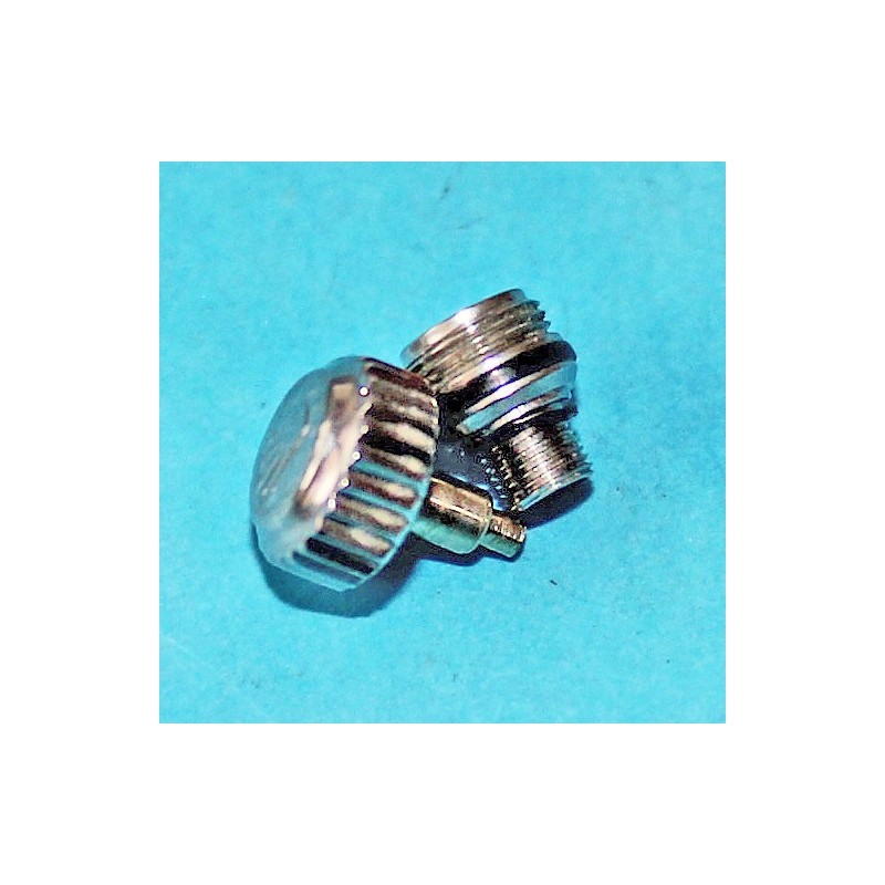 ROLEX Submariner watch tube & crown 703, 7mm, fits on 5512, 5513, 1680, 16800, 168000, 16610, 16610LV, 16520