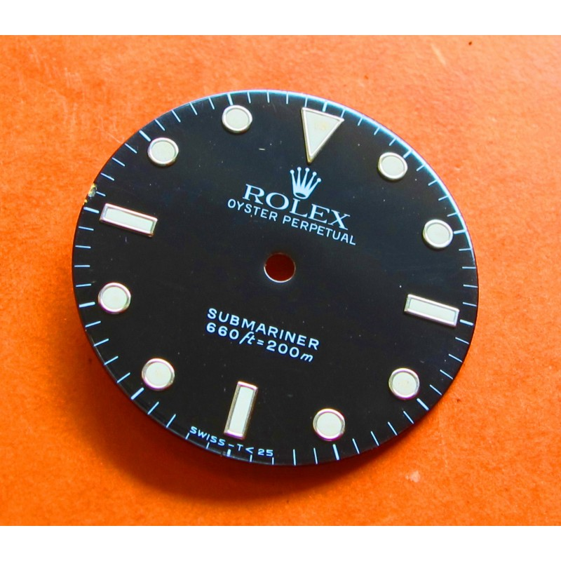1985 ROLEX VINTAGE DIAL SUBMARINER 5513 BICCHIERINI