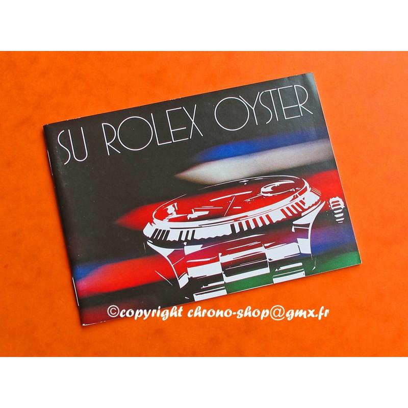 VINTAGE 1980 SU ROLEX OYSTER