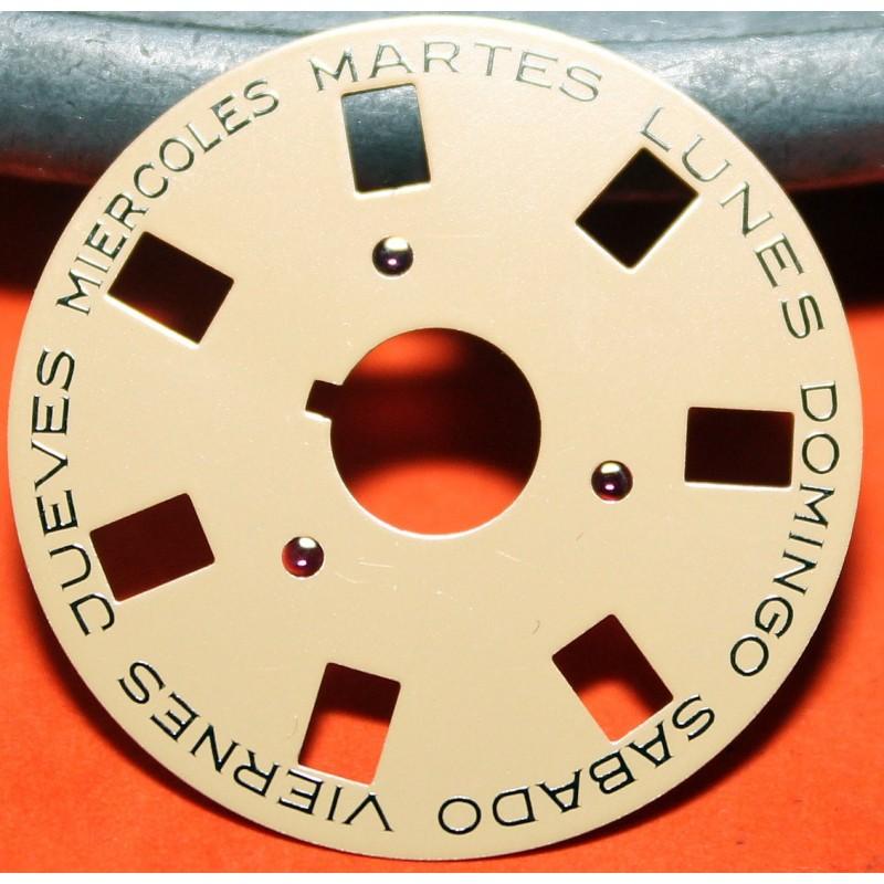 Rolex Automatic Upper bridge movement 1556 Geneva 26 jewels SWISS Day-Date president watches 1801, 1803, 1807 ref 8028